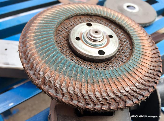 Инструмент для снятия краски с металла